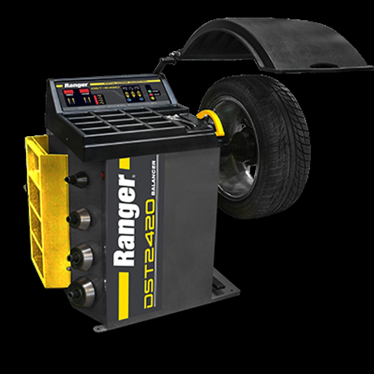 DST-2420 Wheel Balancer