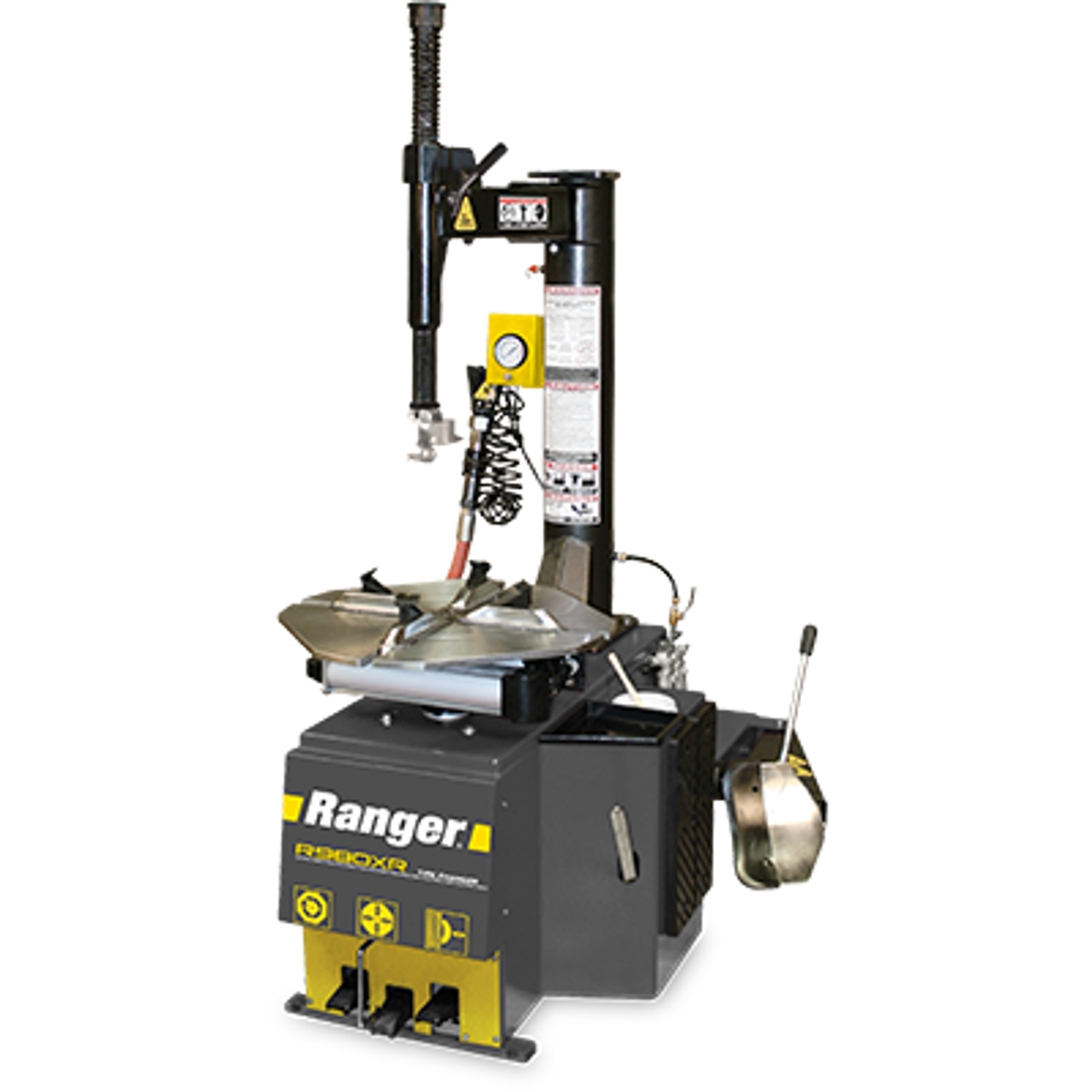 "R980XR NEXTGEN TM Swing Arm 25"" Tire Changer"