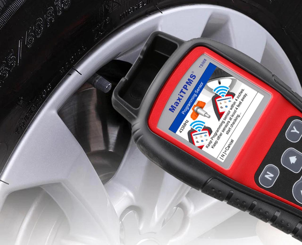 Autel Maxi TPMS TS508k Premium Kit part #:AUL-TS508K
