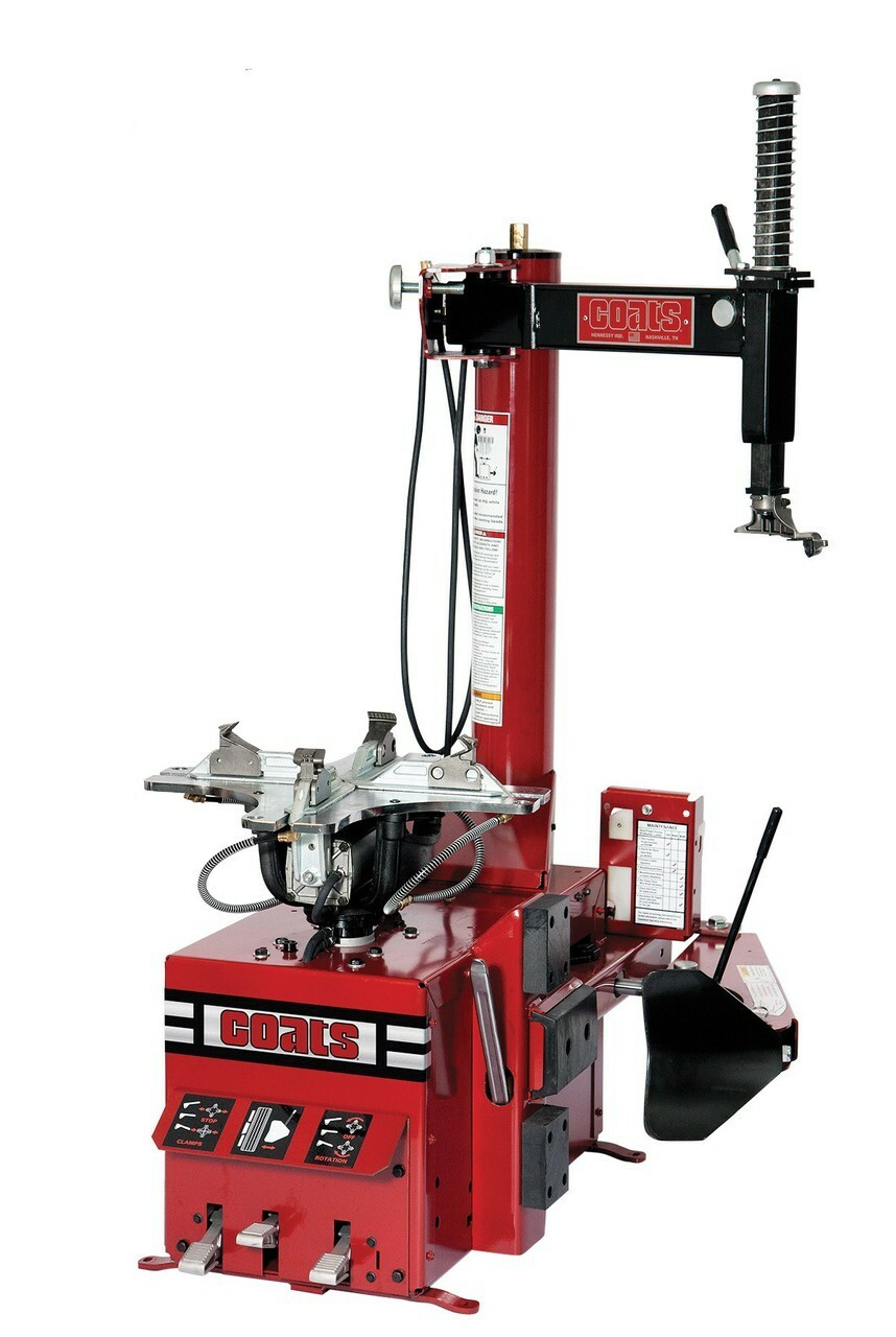 COATS RC-45A RIM CLAMP TIRE CHANGER ( AIR)