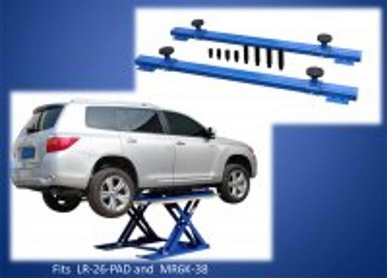 MR6K-38-SUV SUV Adapter Set is a option SOLD SEPARATE