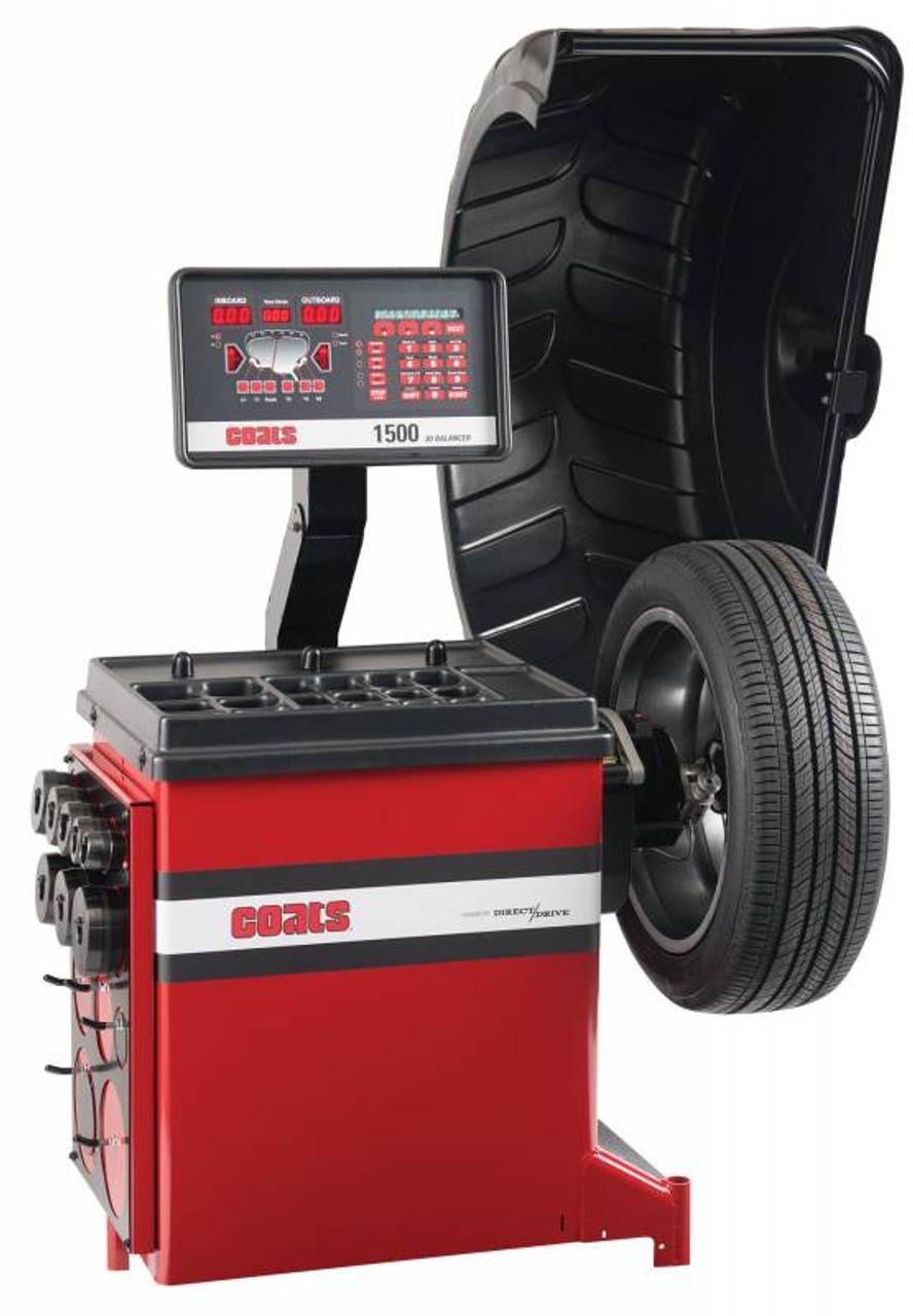 COATS HEN 1500 LED Wheel Balancer