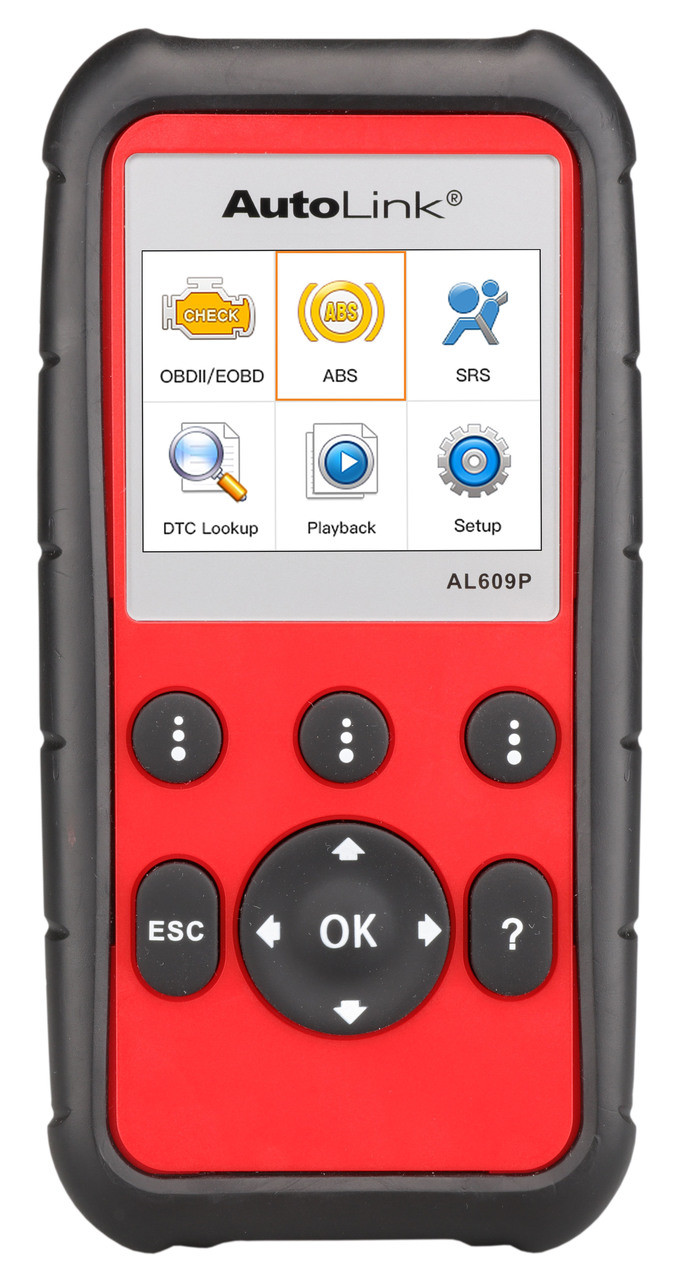 AUTEL AUL-609P DIAGNOSTIC SCANNER