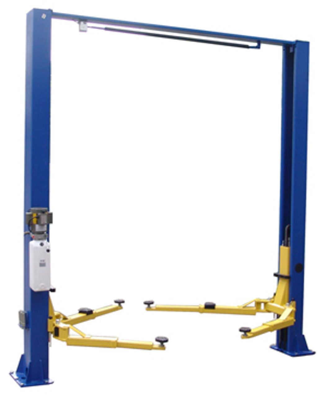 CARLIFT CL-2-9K-ACX 9,000 LB. ASYMMETRIC 2 POST CAR LIFT