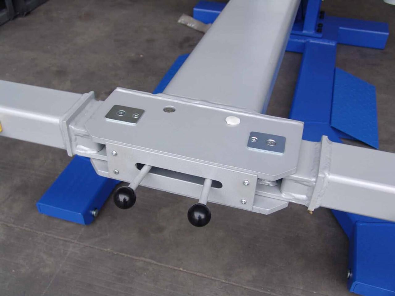 TUX MSC-6KLP 6,000 LB. Mobile Single Column Lift