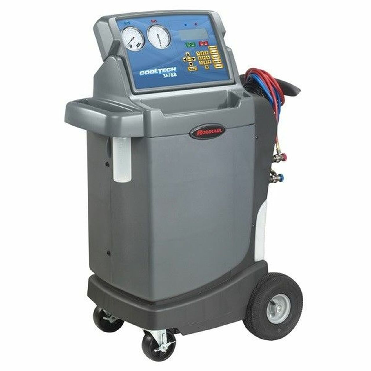 ROBINAIR ROB-34788 Premier R-134A Refrigerant Recovery, Recycling, and Recharging Machine
