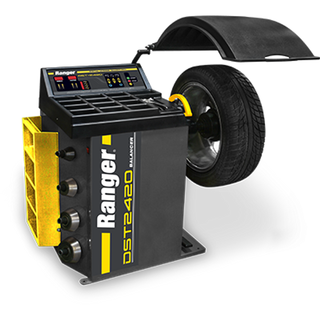 RANGER DST-2420 Wheel Balancer