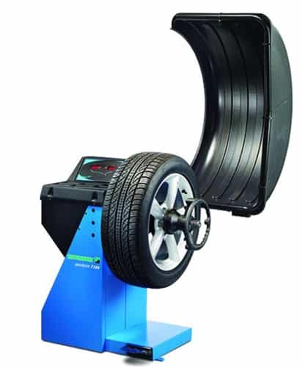Hofmann geodyna™ 7100M Motorcycle Wheel Balancer