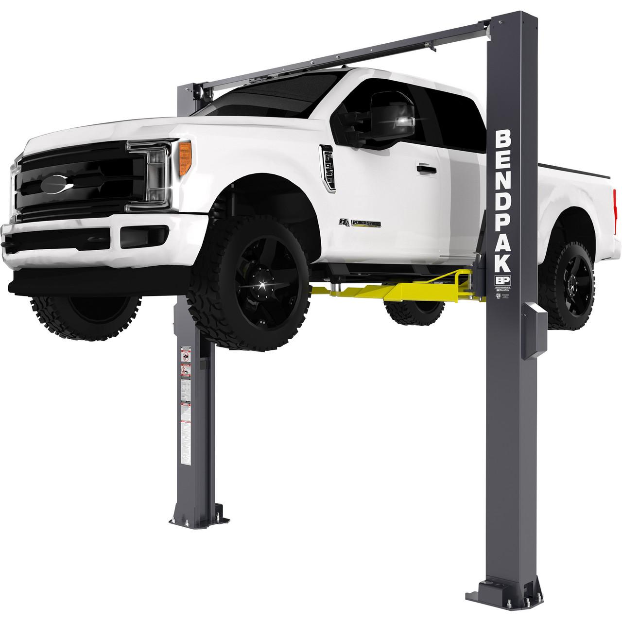 BENDPAK XPR-10XLS-181 BendPak Symmetrical Extra-High 2-Post Lift — 10,000-Lb. Capacity