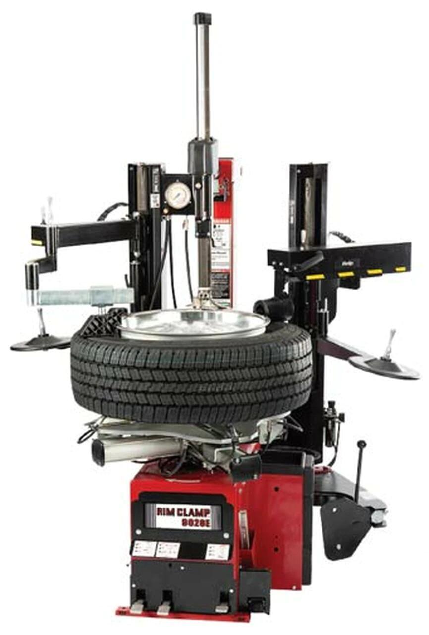 COATS 9028E Rim Clamp Tire Changer