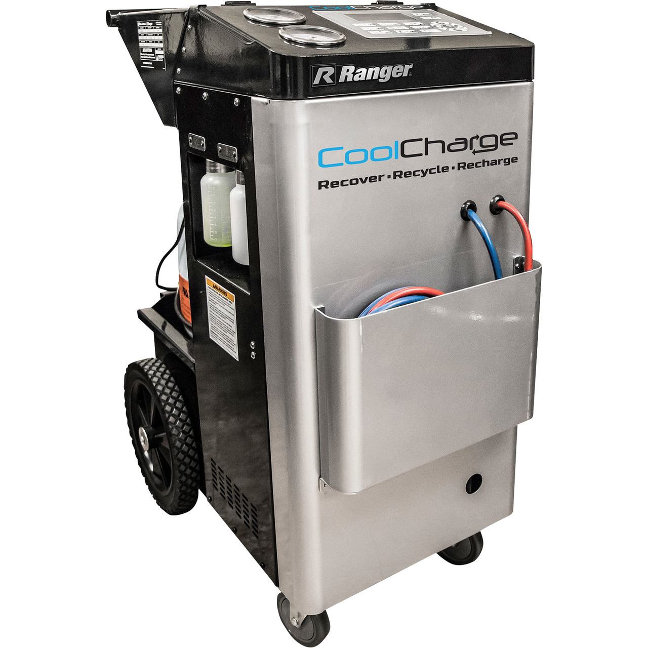 Ranger CoolCharge AC-134A R-134A Recovery, Recycling and Recharging Machine