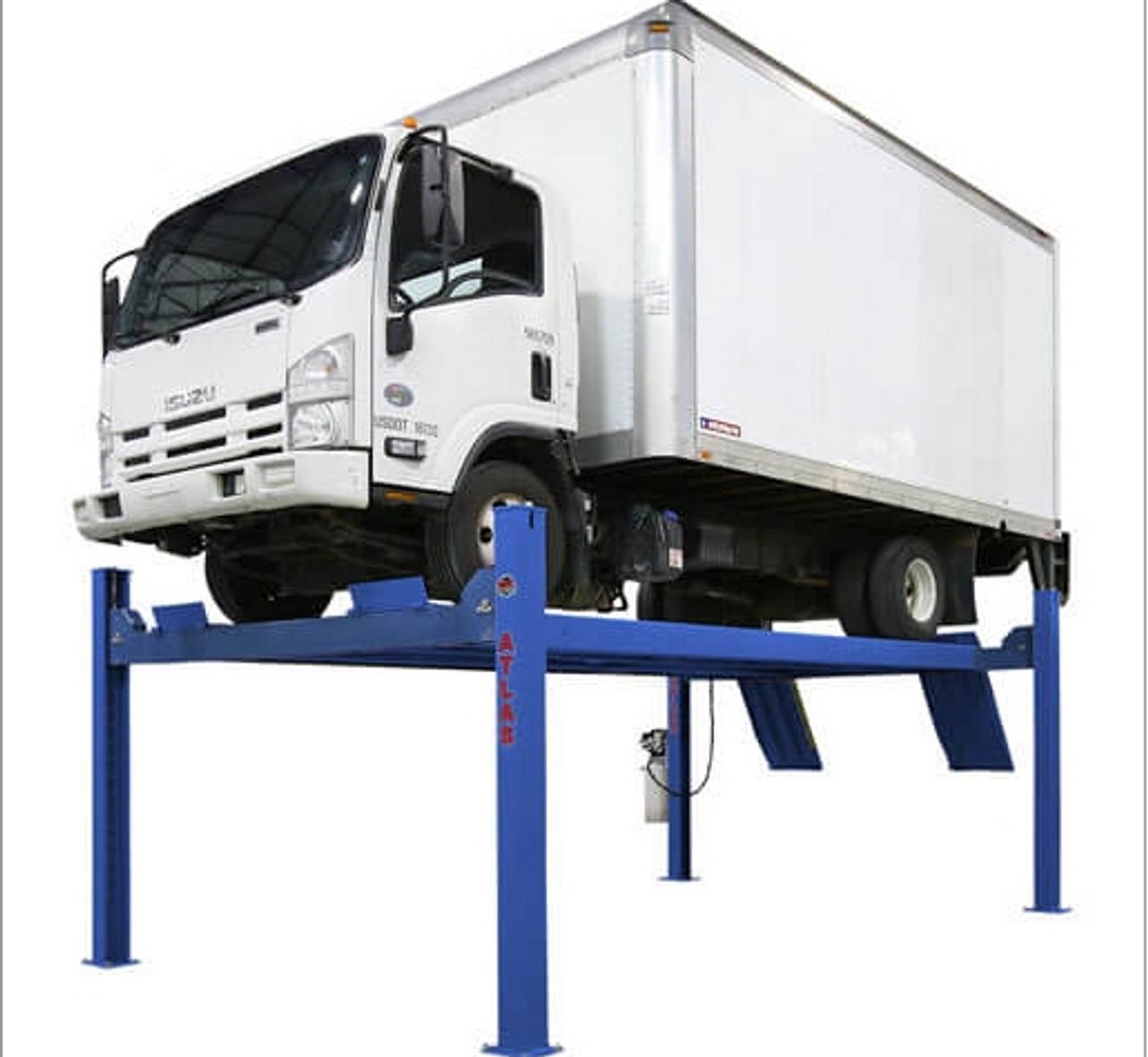 Atlas® Platinum AP-PVL14 ALI Certified 4 Post Lift 14,000 lbs
