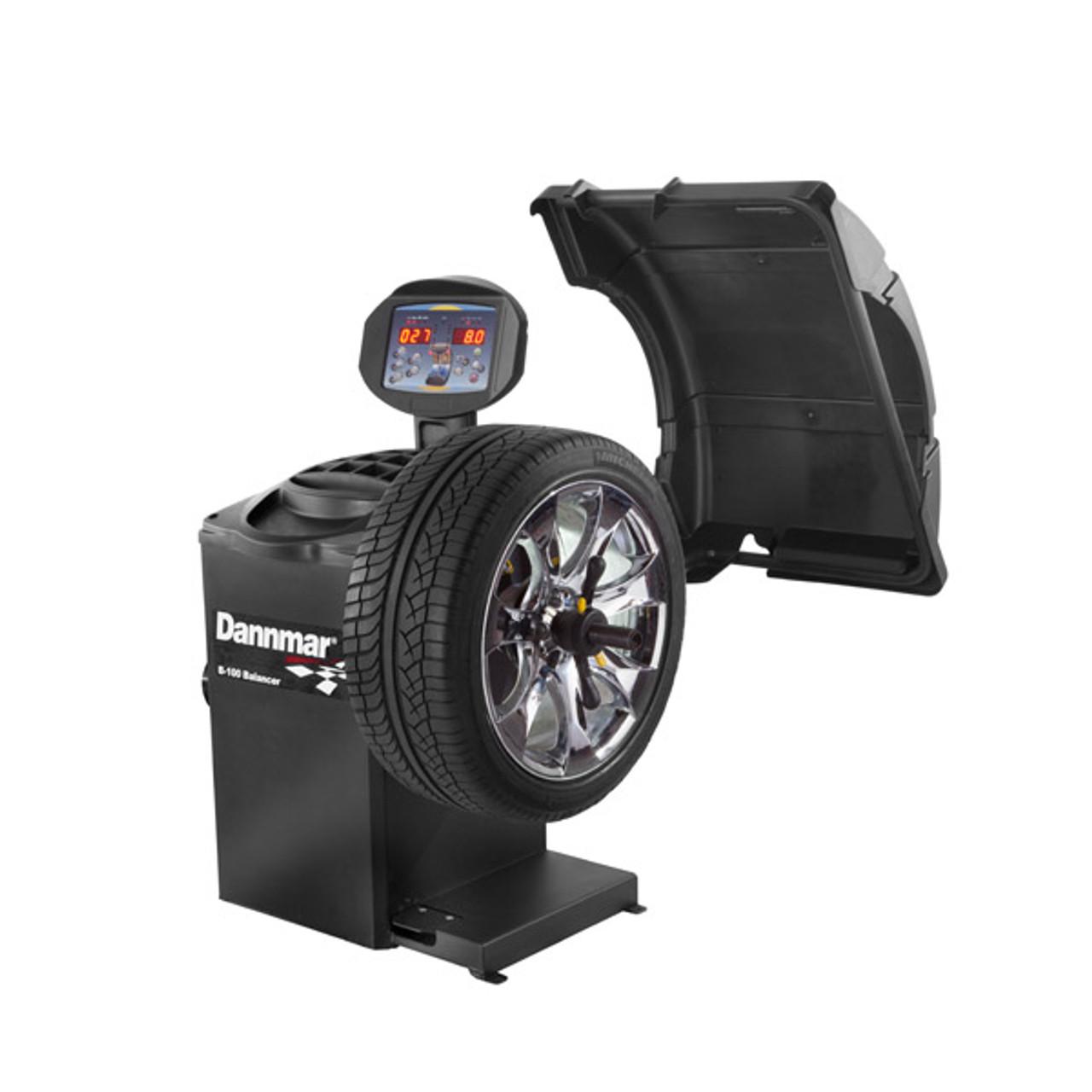 DANNMAR  B-100 - Item #1381201 Wheel Balancer