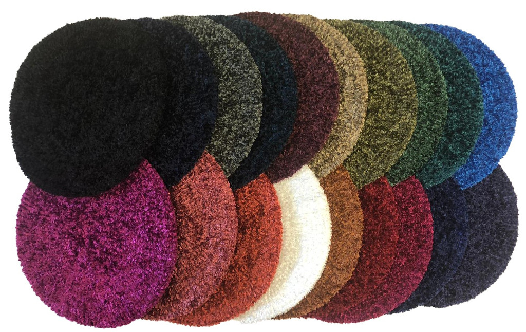 Chenille Snood - Lined