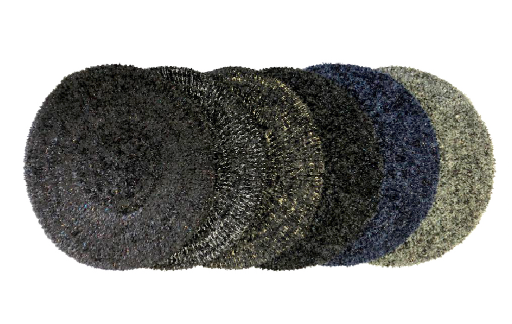 Chenille Snood with Lurex