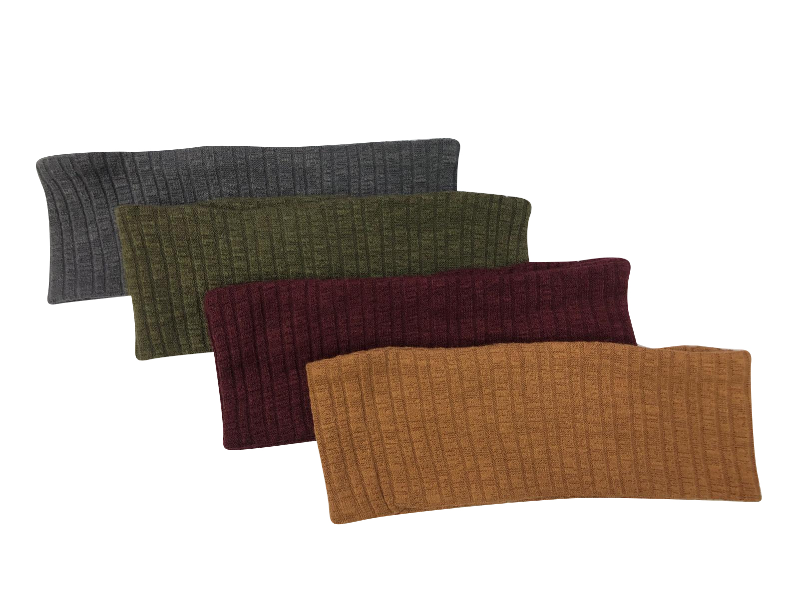 Wide Ribbed Headwrap
