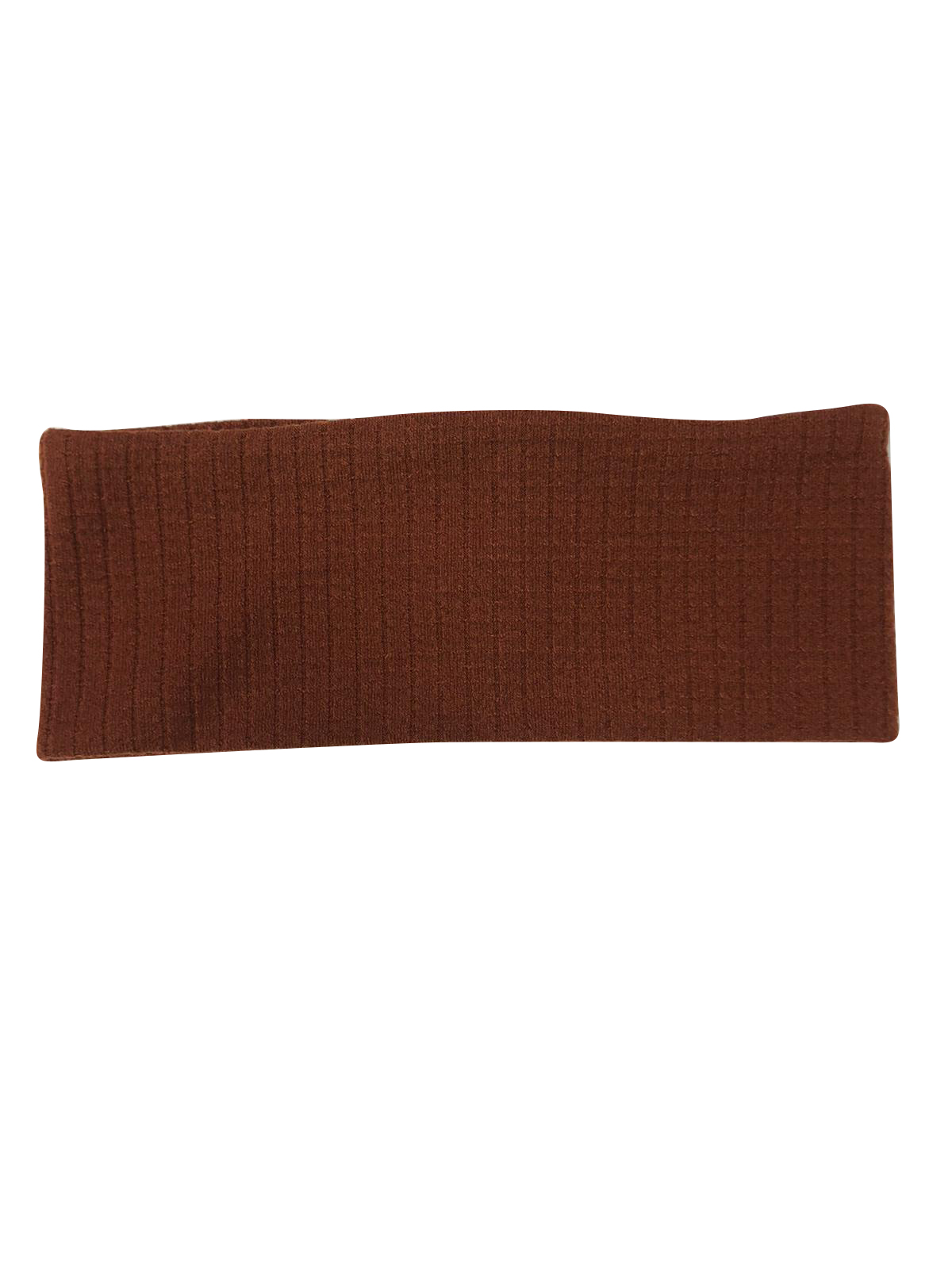 Ribbed Squares Headwrap