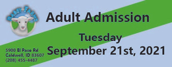 Babby Farms regular adult admission 9/21/2021