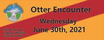 Otter Encounter 6/30/2021
