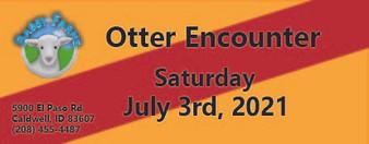 Otter Encounter 7/3/2021