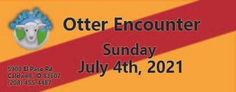 Otter Encounter 7/4/2021
