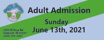 Babby Farms regular adult admission 6/13/2021
