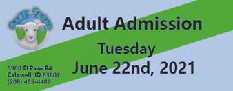 Babby Farms regular adult admission 6/22/2021
