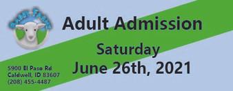 Babby Farms regular adult admission 6/26/2021