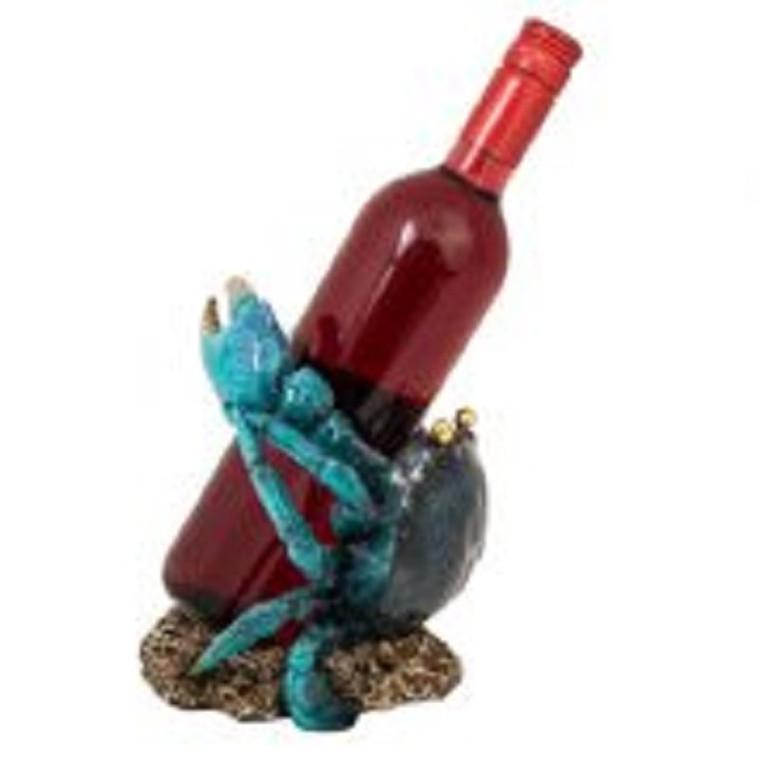 Blue Crab Bottle Holder