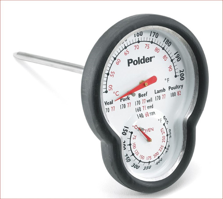 Dual Sensor Meat Thermometer