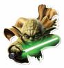 Yoda Star Wars 3D Pop Out Wall Art