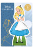Alice in Wonderland Official Table Top Cardboard Cutouts Pack of 8 - Front