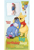 Winnie the Pooh Disney Personalised Photo and Name Cardboard Cutout Example 2