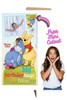 Winnie the Pooh Disney Personalised Photo and Name Cardboard Cutout Example 1