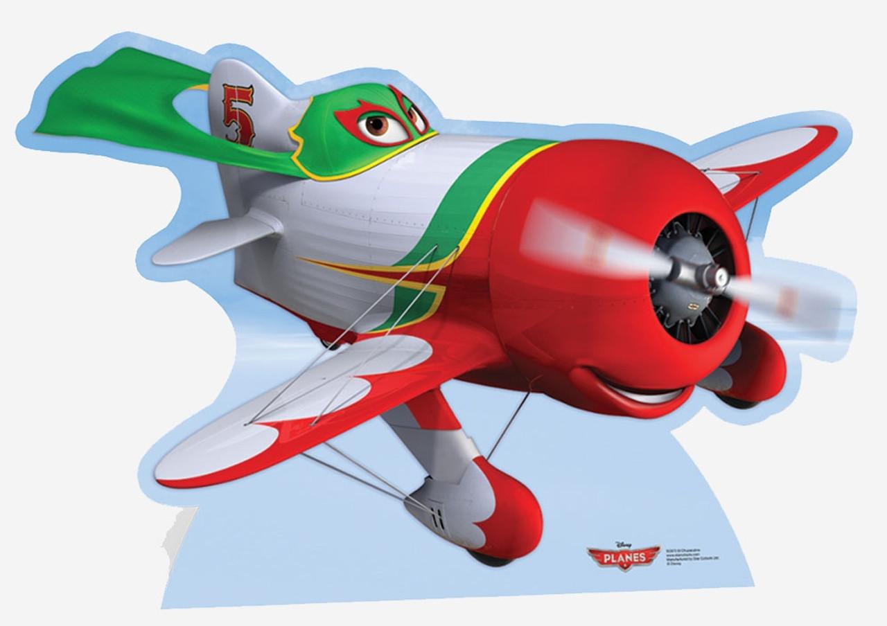 Planes Cardboard Cutouts
