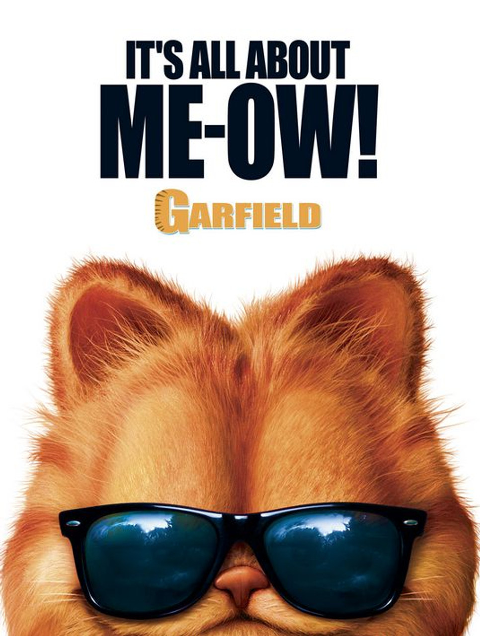 Ss6525428 Garfield The Movie Single Sided Advance Poster Buy Movie Posters At Starstills Com