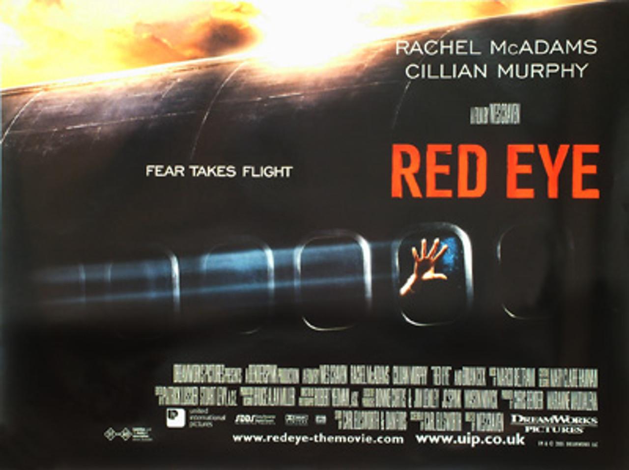 RED EYE POSTER buy movie posters at Starstills.com (SSB1038-788941)