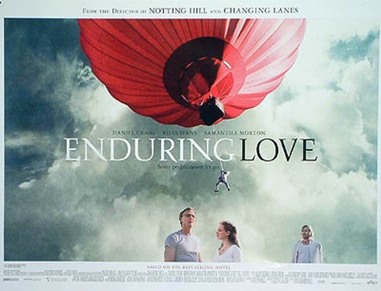 ENDURING LOVE (DOUBLE SIDED) POSTER buy movie posters at Starstills.com  (SSE2002-788812)
