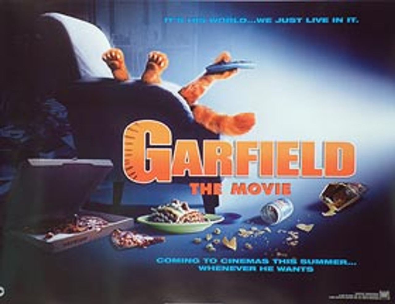 Garfield Advance Poster Buy Movie Posters At Starstills Com Ssg1137 788685