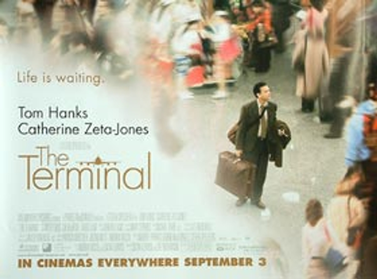 THE TERMINAL POSTER buy movie posters at Starstills.com (SSA1044 ...