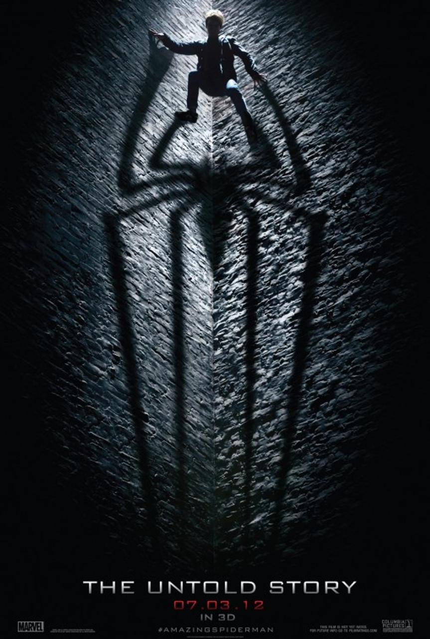The Amazing Spider Man Poster Doppelseitig Advance Uv Beschichtet Hochglanz Ss3588 D1137 Original Filmplakate Bei Starstills Com Kaufen