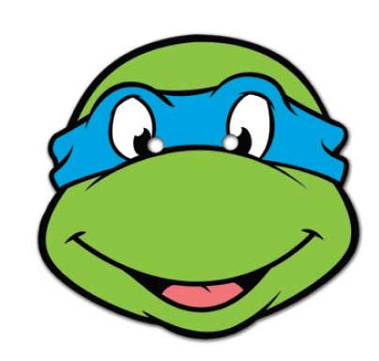 Leonardo Teenage Mutant Ninja Turtles Face Mask Ssf0009 Buy Star