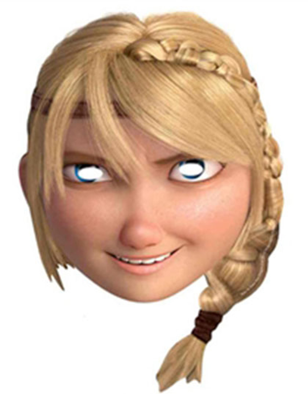 Astrid How To Train Your Dragon 2 Party Face Mask Available Now At Starstills Com