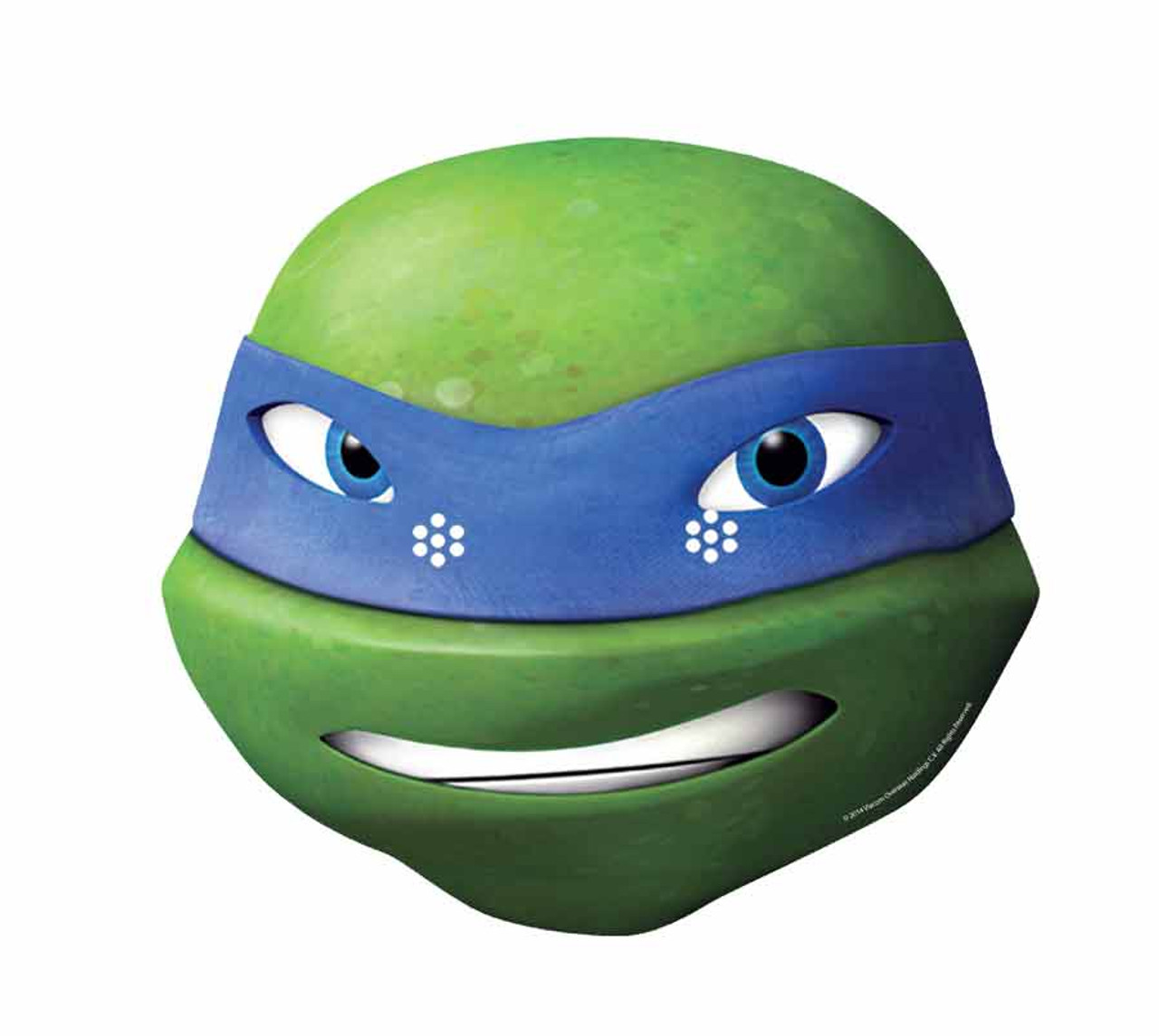 Leonardo Teenage Mutant Ninja Turtles Single Card Face Mask Available Now At Starstills Com
