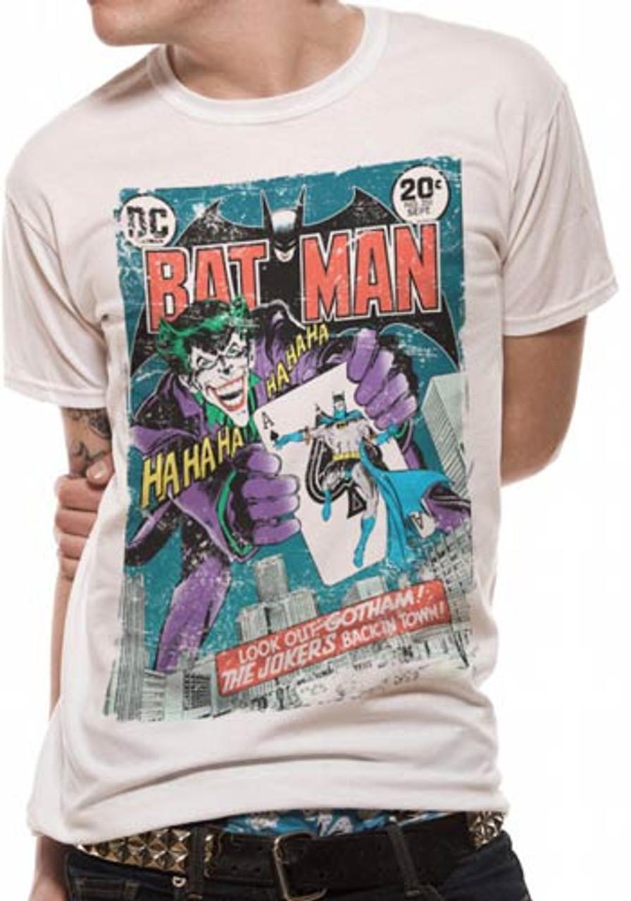Officiel unisexe batman sketch t shirt