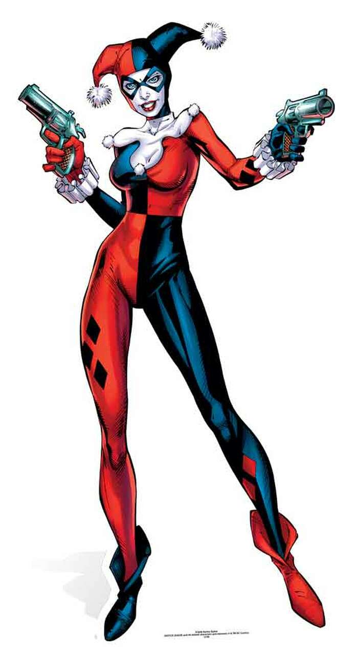 Harley Quinn Justice League Suicide Squad Dc Comics