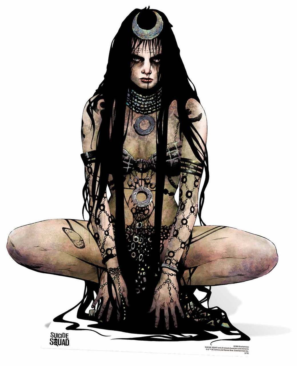 3e4a21576806 Enchantress Suicide Squad Comic Art Lifesize Cardboard Cutout ...