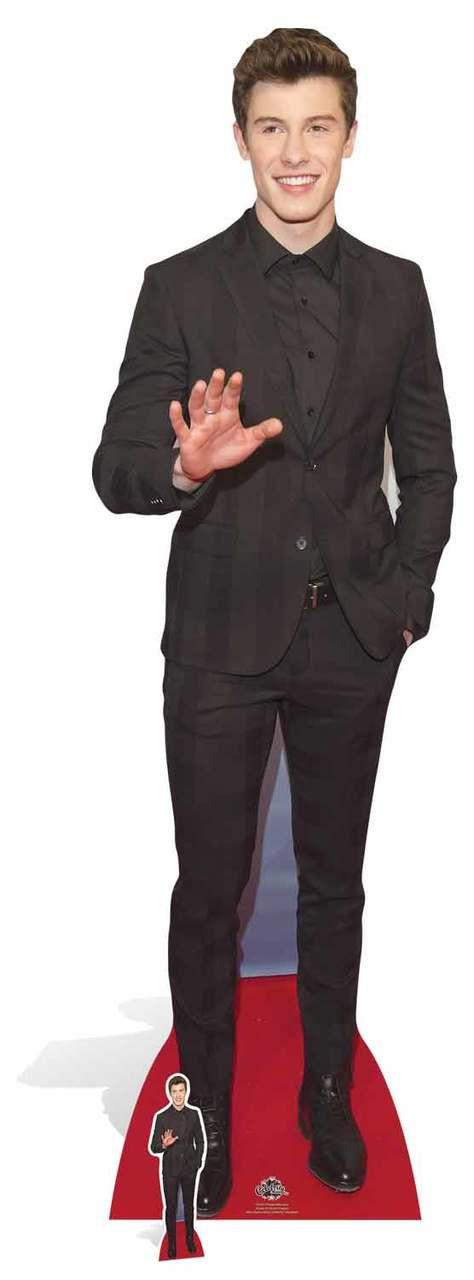 Shawn Mendes Lifesize Cardboard Cutout Standee Standup