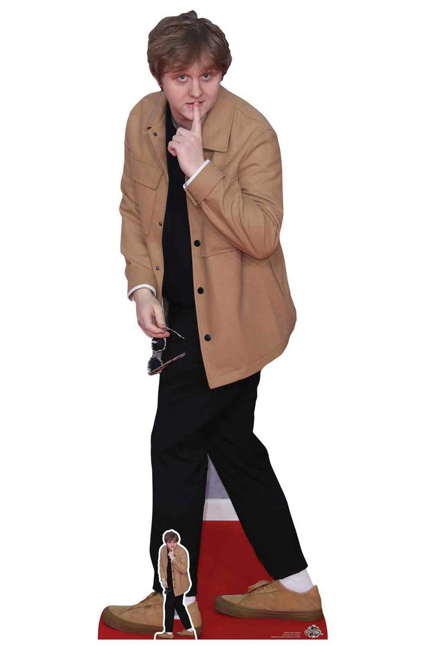Lewis Capaldi Belly Mini Cutout