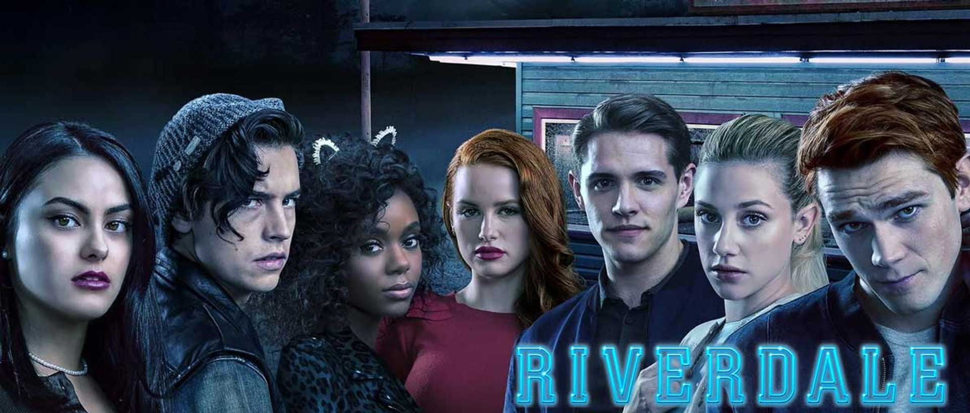 Riverdale official character cardboard cutouts